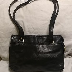 Etienne Aigner genuine leather purse